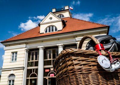 V Środkowopolski Rajd Rowerowy Szlakiem w Centrum Polski w Stulecie Niepodległości_Centralny Łuk Turystyczny