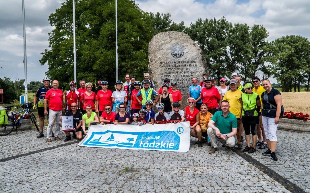 V Środkowopolski Rajd Rowerowy Szlakiem w Centrum Polski
