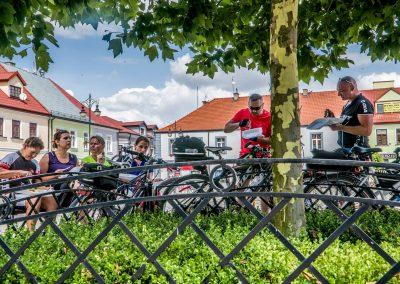 V Środkowopolski Rajd Rowerowy Szlakiem w Centrum Polski Szlakiem w Centrum Polski w Stulecie Niepodległości_Centralny Łuk Turystyczny