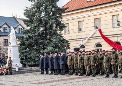 Obchody Stulecia Niepodległości w centrum Polski