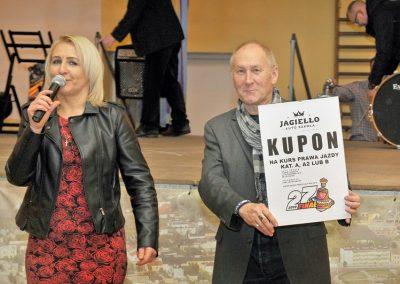 27. Finał Wielkiej Orkiestry Świątecznej Pomocy w centrum Polski