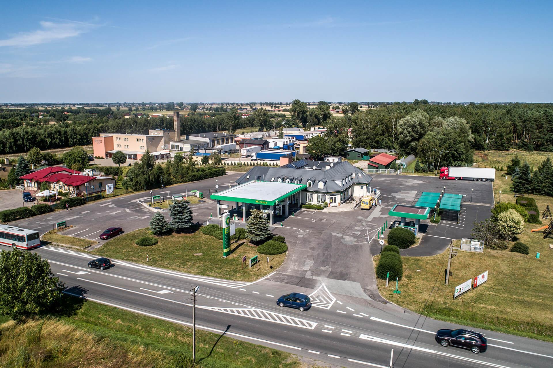 Hotel 105 w Sierpowie w centrum Polski_Centralny Łuk Turystyczny