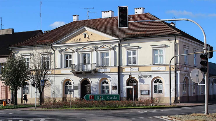 noclegi w centrum Polski