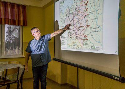 VI Środkowopolski Rajd Szlakiem Bitwy nad Bzurą w Stulecie Woj. Łódzkiego_Centralny Łuk Turystyczny (28)
