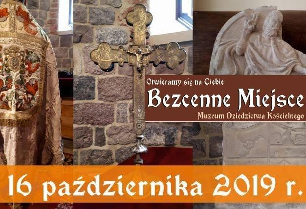 Bezcenne Miejsce - Muzeum Dziedzictwa Kościelnego w Tumie