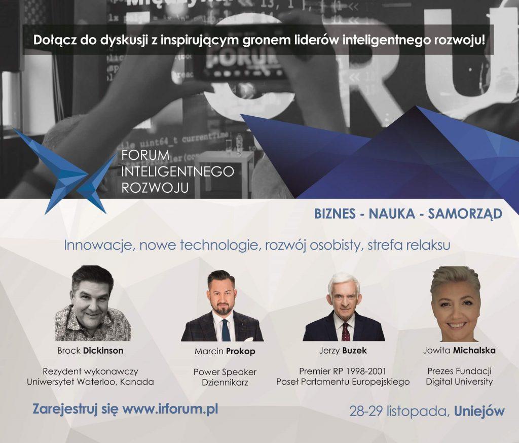 IV Forum Inteligentnego Rozwoju w Uniejowie