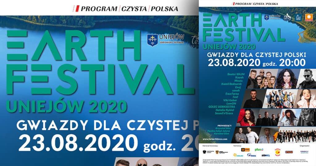 Earth Festival w Uniejowie
