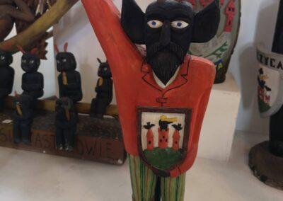Diabeł Boruta_zamki w Centrum Polski