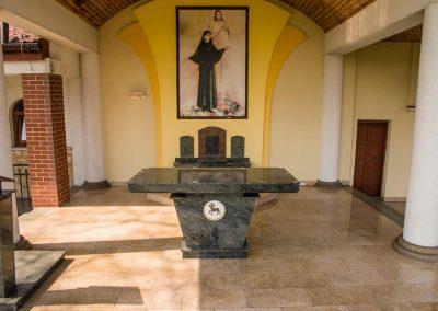 Sanktuarium Urodzin i Chrztu św. Faustyny_ Świnice Warckie_Centralny Łuk Turystyczny