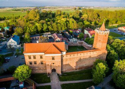 Centralny Łuk Turystyczny_Zamek Królewski w Łęczycy