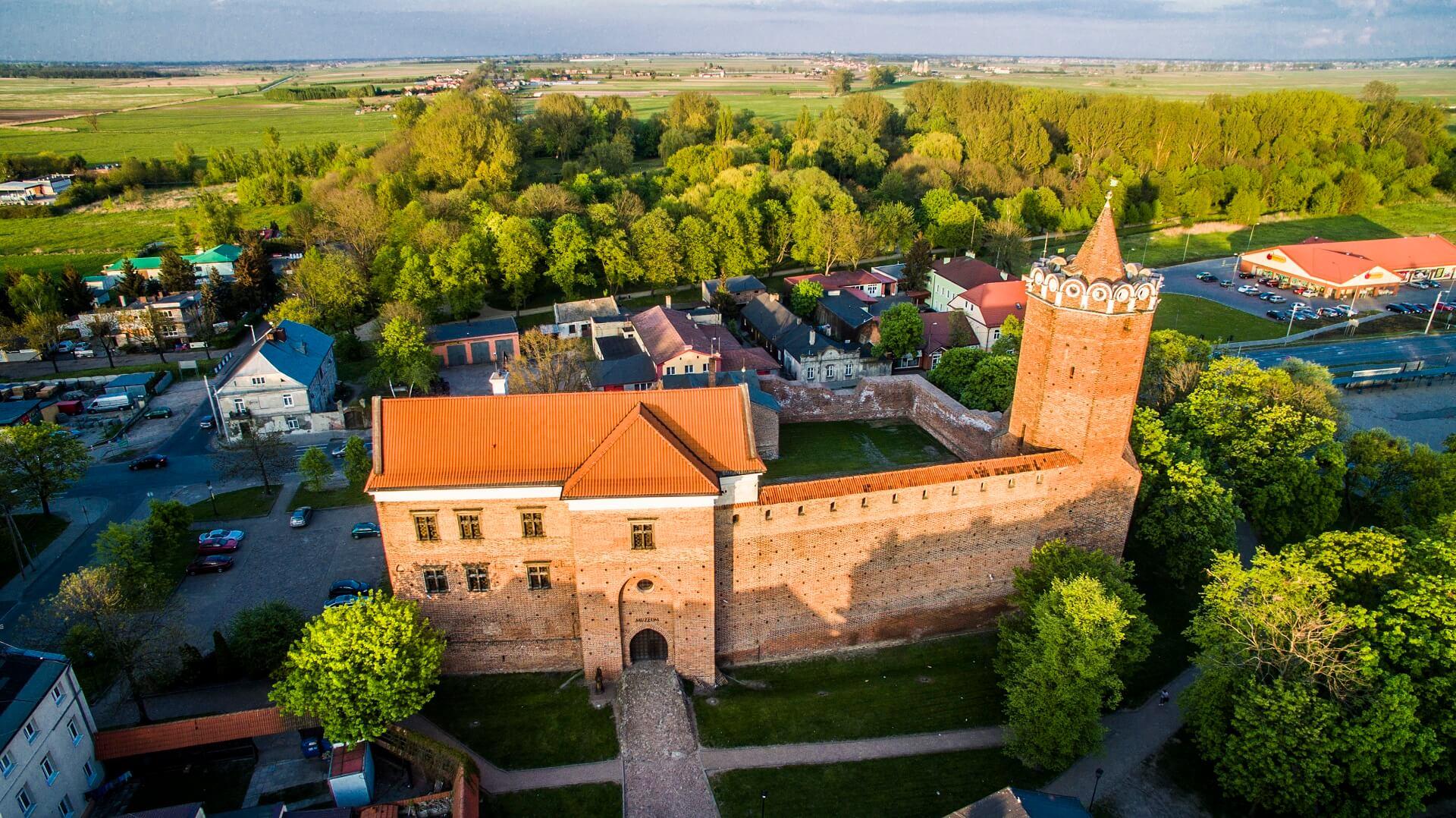 zamki w Centrum Polski_Zamek Królewski w Łęczycy