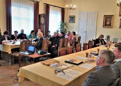 Walne Zebranie Członków Centralny Łuk Turystyczny w Krośniewicach