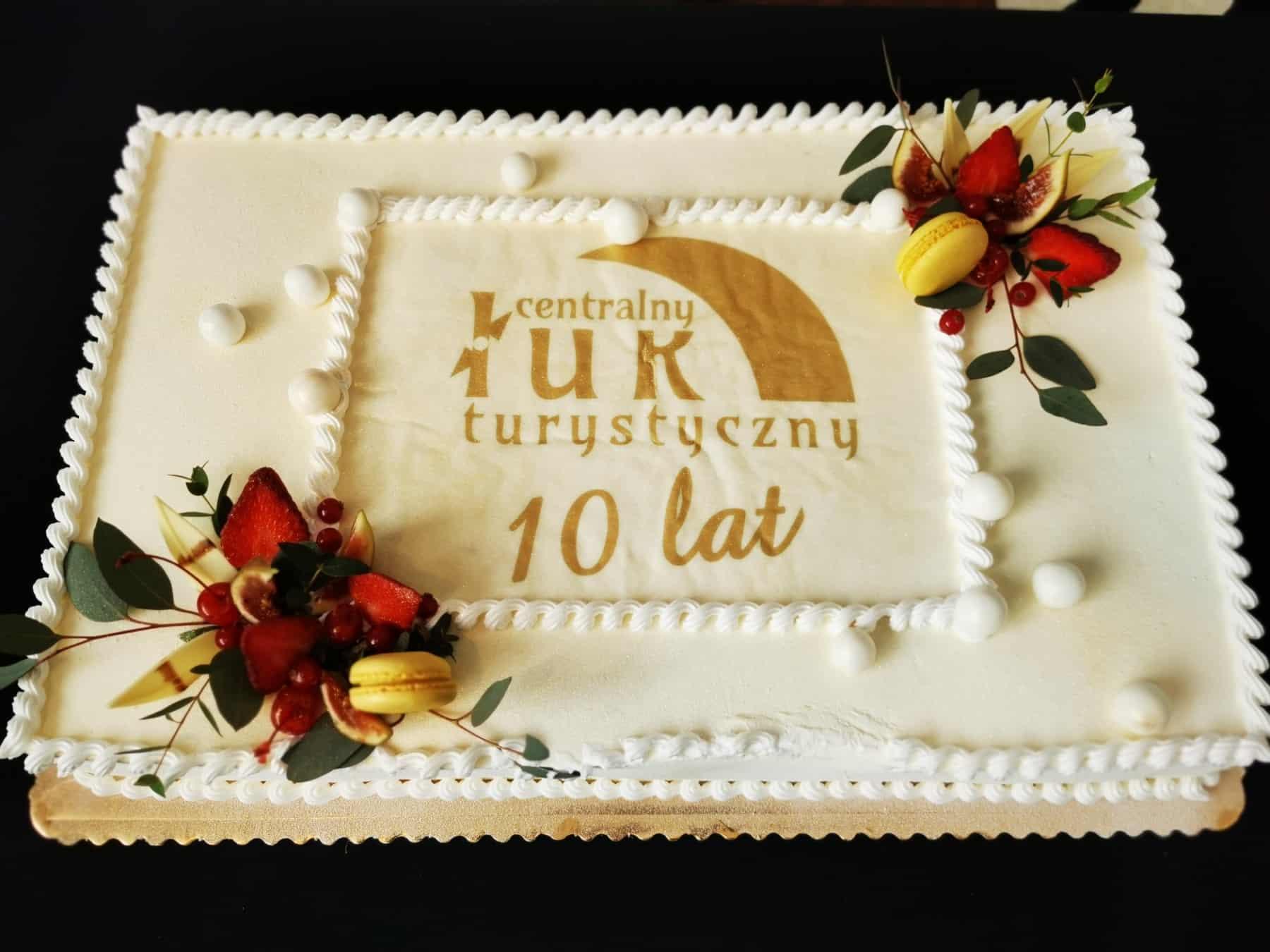 10-lecie Centralnego Łuku Turystycznego