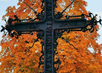 cmentarz rzymskokatolicki w łęczycy
