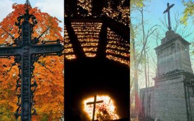 Wszystkich Świętych – znane i osobliwe cmentarze w Centrum Polski