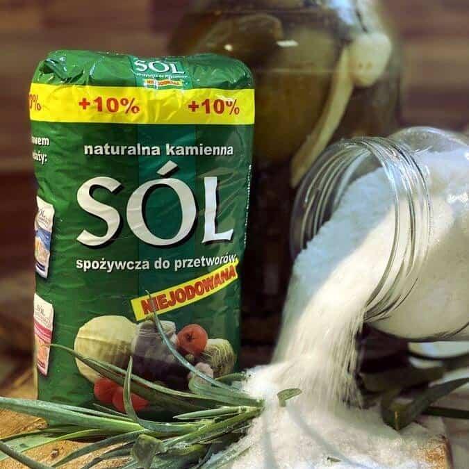 Najlepsza i najzdrowsza sól kłodawska