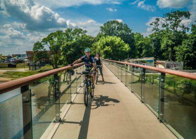 Rajd rowerowy CŁT 2021