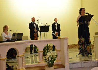 Koncert w Sanktuarium św. Faustyny