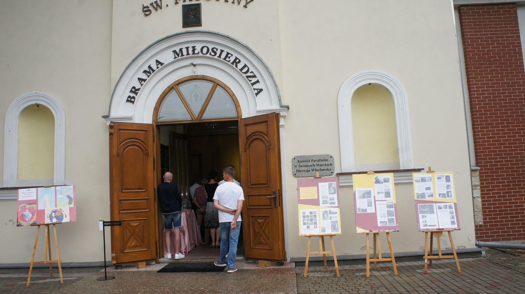Sanktuarium św. Faustyny w Świnicach Warckich