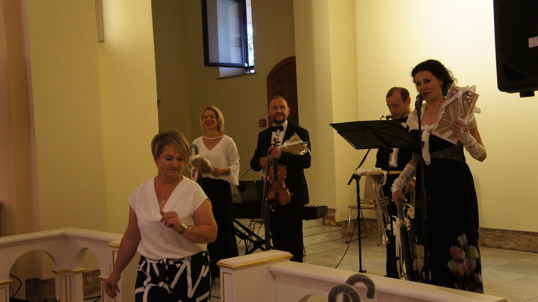 Sanktuarium św. Faustyny w Świnicach Warckich koncert