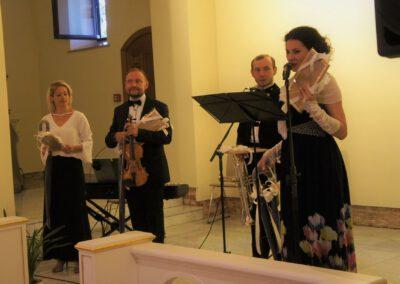 Koncert w Sanktuarium Urodzin i Chrztu św. Faustyny